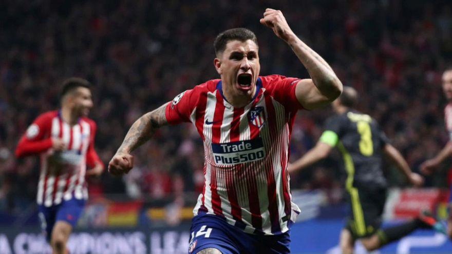 El Atlético le planta dos goles al Juventus