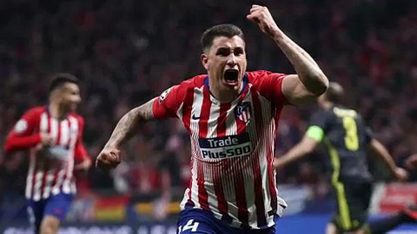 BL: Az Atlético legyőzte a Juventust