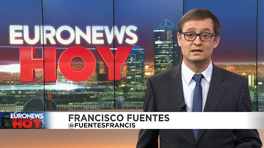 Euronews Hoy 20/02: Las claves informativas del día