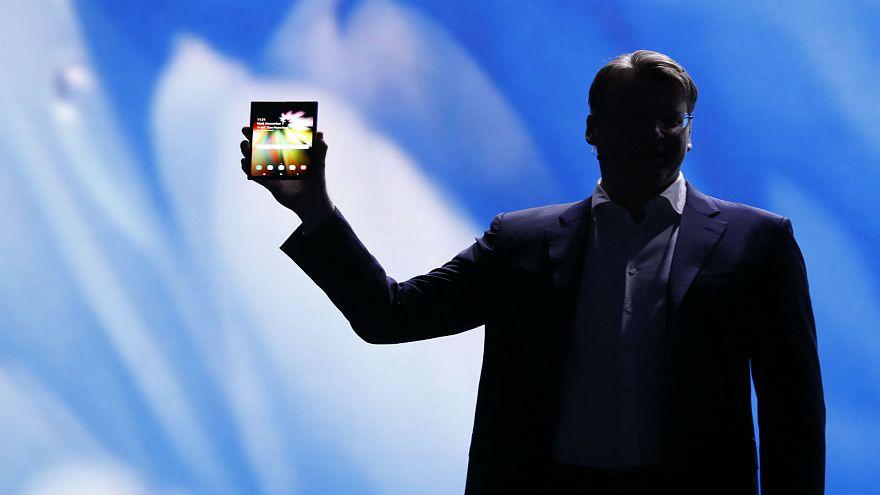 جاستن دينيسون النائب الأول لرئيس تسويق منتجات الهواتف في سامسونغ