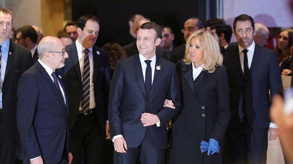 Macron anuncia combate ao antissemitismo
