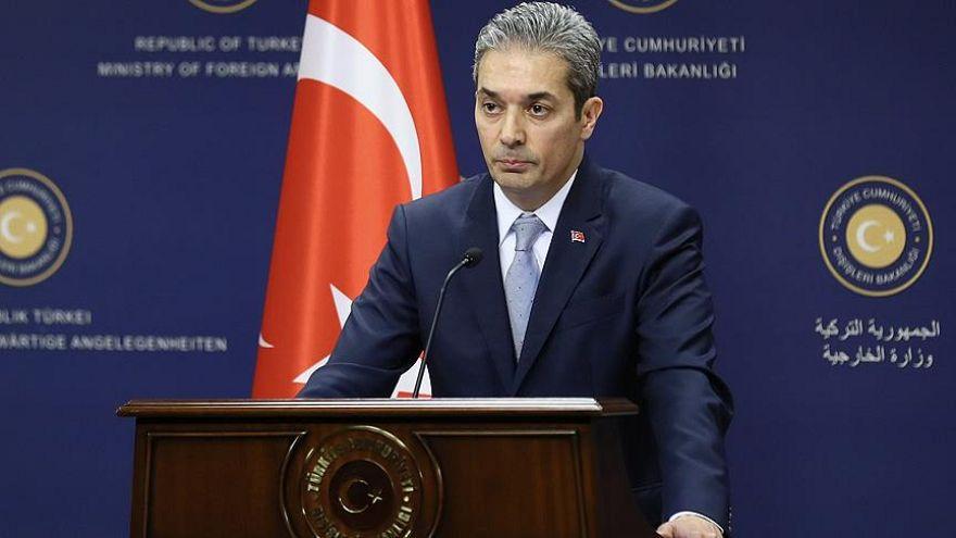 Ankara'dan AB'ye üyelik müzakerelerinin askıya alınmasını öneren rapora tepki