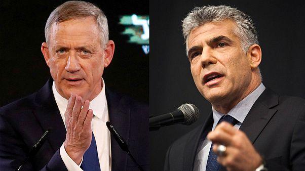 اسرائیل؛ اتحاد رقبای جناح میانه علیه نتانیاهو در انتخابات پارلمانی
