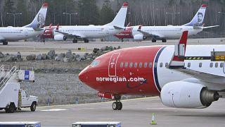 دو ماه و نیم بعد از فرود اضطراری در شیراز؛ هواپیمای نروژی ایران را ترک میکند
