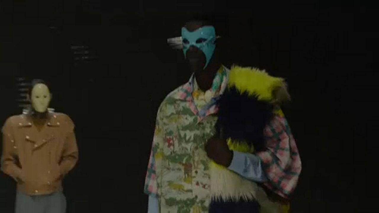 Gucci: образы и маски