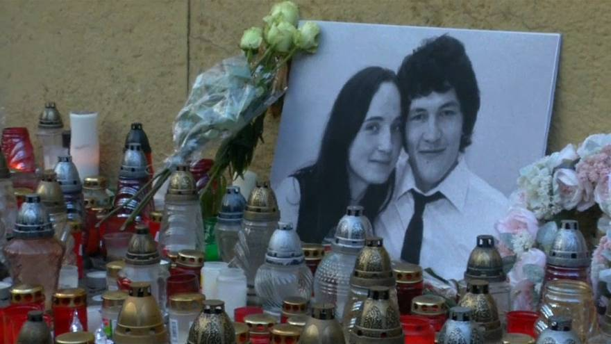 Ein Jahr nach dem Kuciak-Mord: Die Slowakei gedenkt