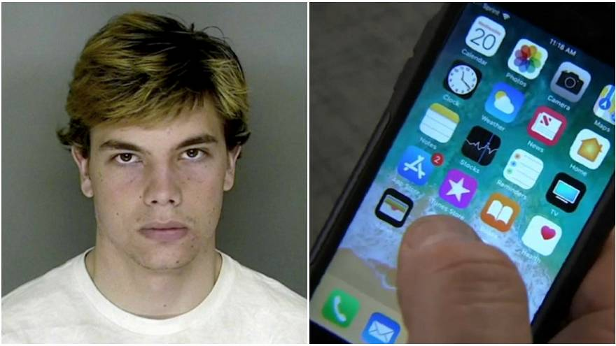 كولين هاوارد - الطالب الذي صنع تطبيقا ذكيا لتوزيع المخدرات