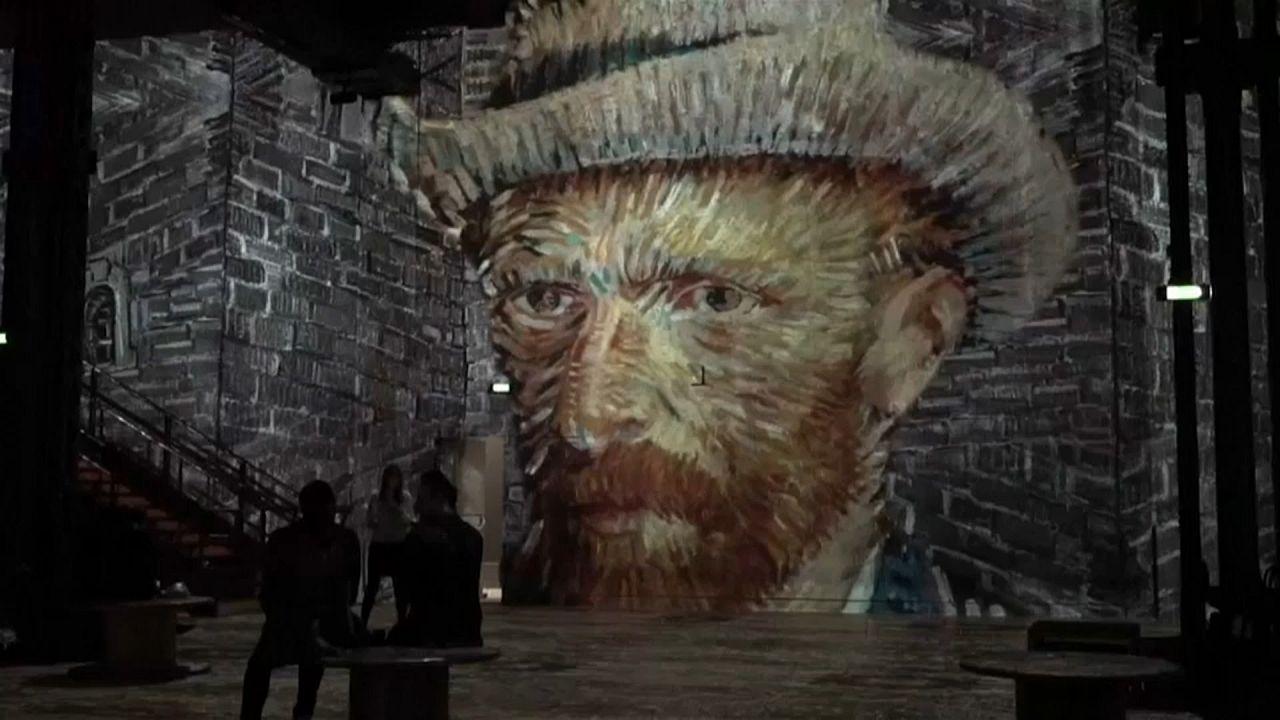Погружение в мир Ван Гога
