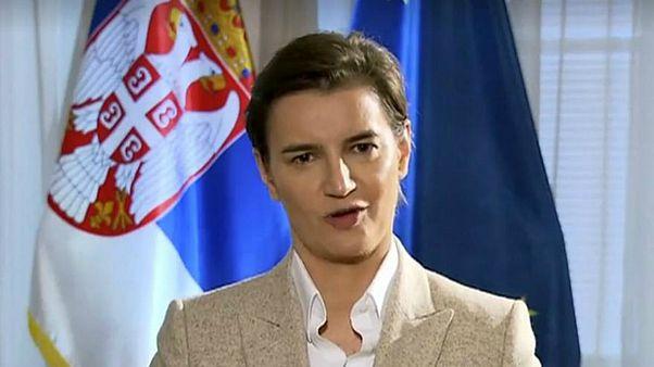 آنا برنابیچ، نخستوزیر صربستان