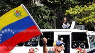 Showdown für Samstag: Maduro und Guaidó rufen zu Demos auf