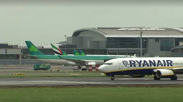 Dublin Airport temporarily suspends all flights due to 'drone sighting'