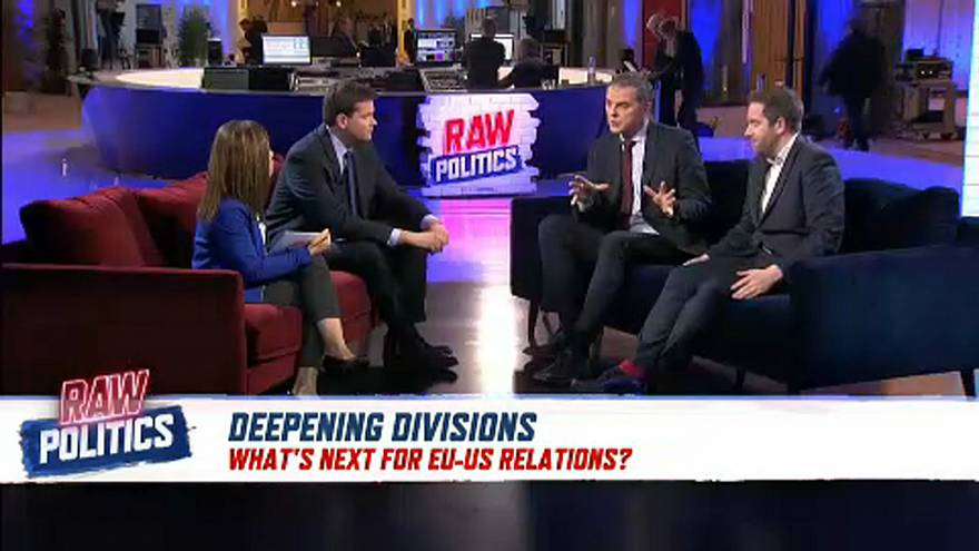 Raw Politics in full: France to outlaw anti-Zionism, German food waste, and US-Austria divide