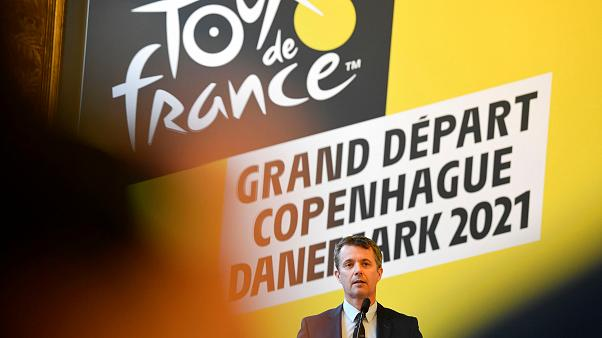 Copenhagen announces it will host the start of the Tour de France in 2021.