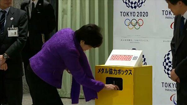 Tokio 2020: Medaillen aus Telefonen