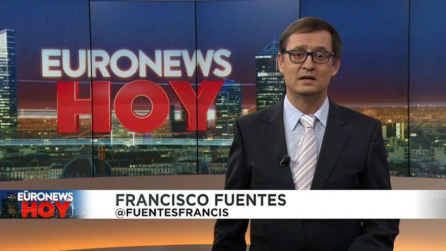 Euronews Hoy 21/02   Las claves informativas del día