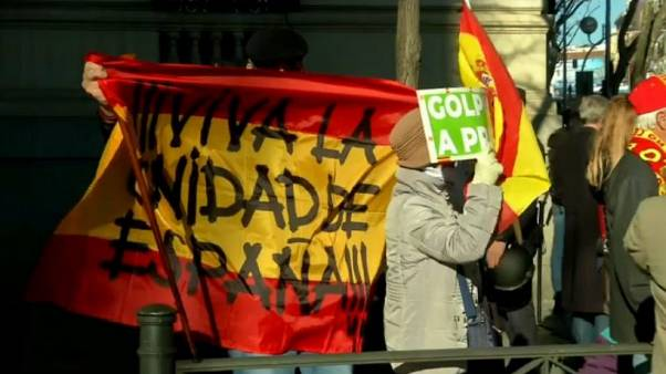 El Parlamento Europeo prohíbe un acto con Falange y Democracia Nacional