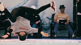 Breakdance desporto olímpico em 2024?