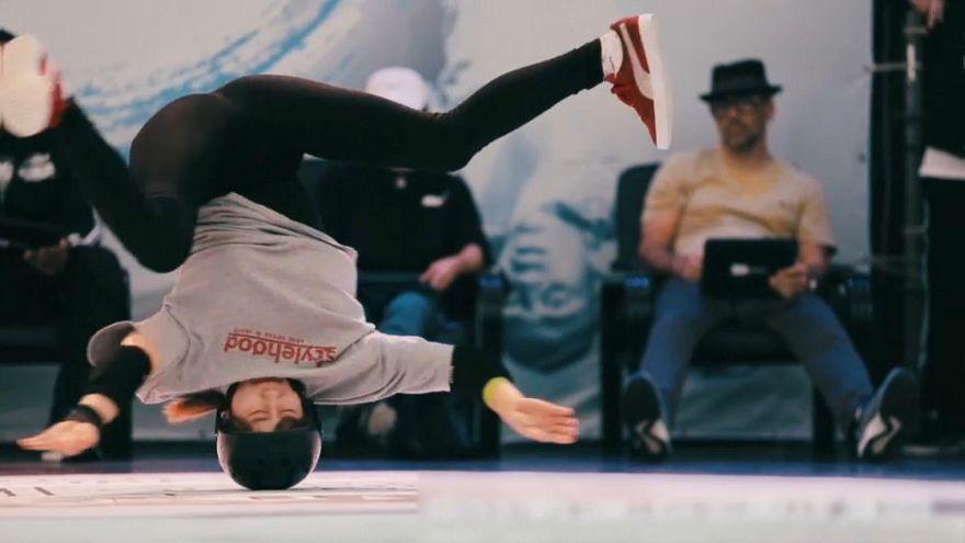 Le breakdance sélectionné aux JO 2024 à Paris