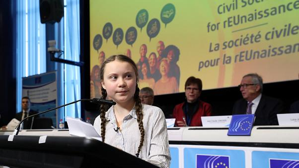 Greta Thunberg, the teenage activist fighting for the environment