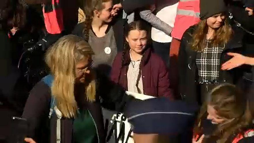Klima: Greta Thunberg kritisiert Politiker