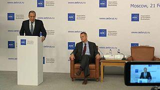Rusia pide a la UE el levantamiento de las sanciones