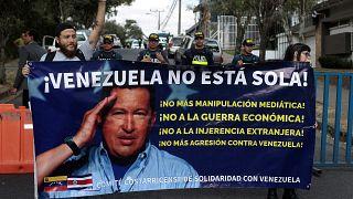 Maduro sperrt auch Grenze zu Brasilien