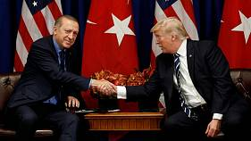 Cumhurbaşkanı Erdoğan, ABD Başkanı Trump