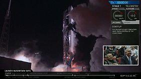Video : İsrail'in Ay'a gönderdiği insansız uzay aracı Dünya yörüngesinde