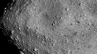 Japon uzay aracı asteroite indi: Yaşamın sırlarını çözmek için bir adım daha