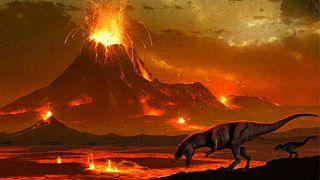 Dinozorların sonunu asteroit mi yoksa yanardağlar mı getirdi?