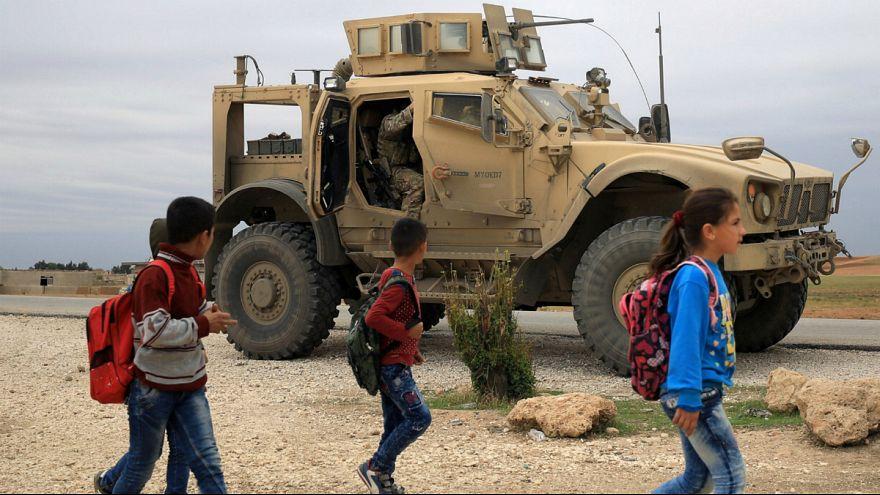 کاخ سفید: حدود ۲۰۰ نظامی آمریکایی در سوریه باقی میمانند
