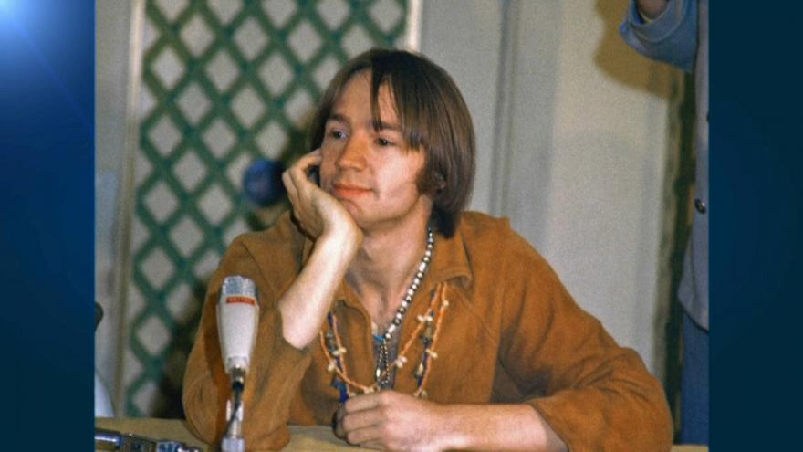 Muere Peter Tork, bajista de la banda de pop estadounidense The Monkees