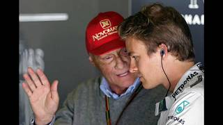 F1 : le pilote miraculé Niki Lauda fête ses 70 ans