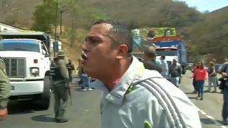 Lucha de fronteras en Venezuela