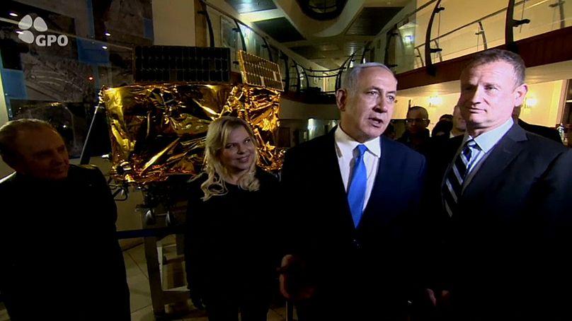 Israel schickt erste private Sonde zum Mond