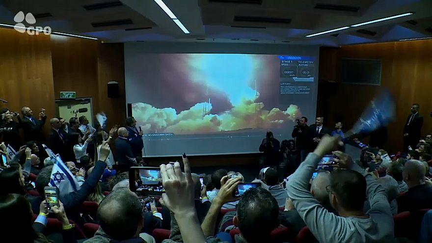 Izraeli az első magán űreszköz a Holdon
