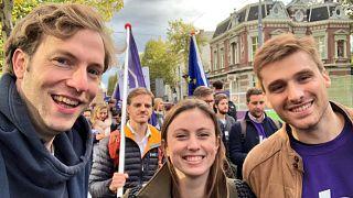 Volt: il partito che vuole elettrizzare la politica europea