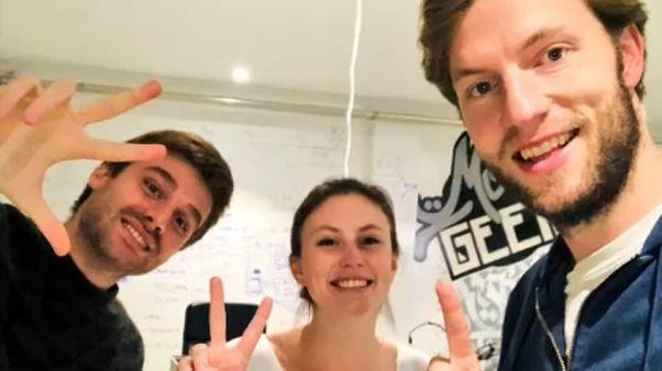 """Jovens do VOLT querem """"refundar"""" a União Europeia"""
