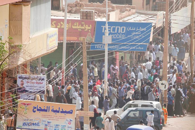 Sudan's Bashir declares year-long state of emergency, dismisses government