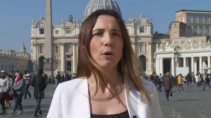"""Papa pede """"ações concretas"""" contra a pedofilia"""