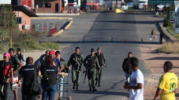 Rusya: ABD ve NATO müttefikleri Venezuela'da muhalefeti silahlandırmayı tartışıyor
