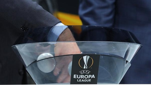 Europa League: Who is playing who in the last 16?
