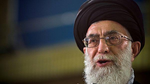 Iran's Supreme Leader Ayatollah Ali Khamenei speaks live on television