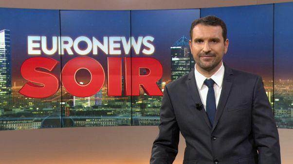 Euronews Soir : l'actualité du 22 février