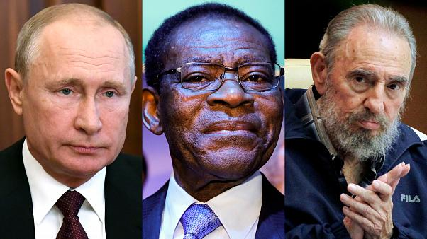 Putin'e 2036'ya kadar başkanlık yolu açılacak mı? En uzun süre görevde kalan liderler kimler?