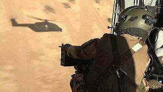 Photo force Barkhane au Mali : le chef du groupe islamiste Aqmi abattu.
