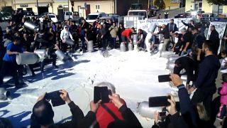 Σαρδηνία: Η «επανάσταση» των κτηνοτρόφων για το γάλα