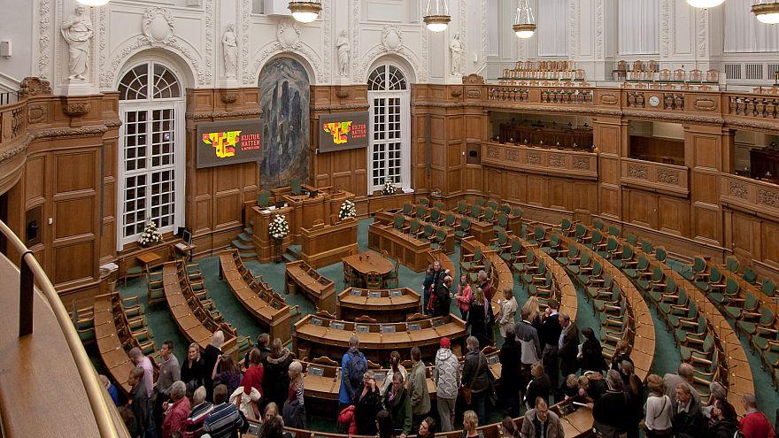 البرلمان الدانماركي