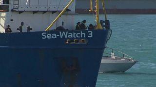 Seawatch 3 parte per Marsiglia