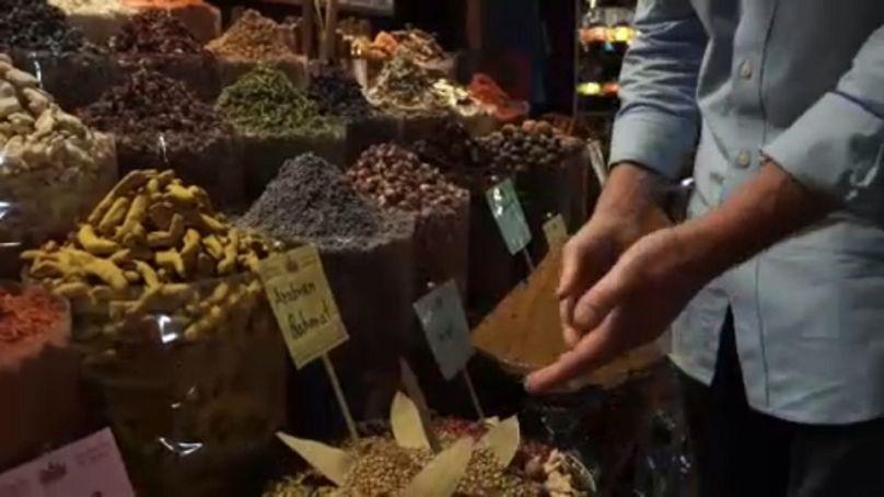 Dipping into Dubai's melting pot with Gary Rhodes | Euronews